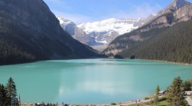 Lake Louise Desktop Wallpaper For PC