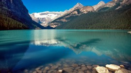 Lake Louise Desktop Wallpaper Free