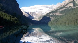 Lake Louise High Quality Wallpaper