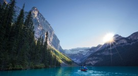 Lake Louise Wallpaper 1080p