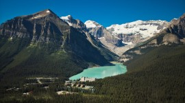 Lake Louise Wallpaper For Desktop