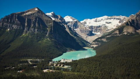 Lake Louise wallpapers high quality