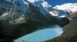 Lake Louise Wallpaper For PC