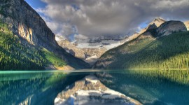 Lake Louise Wallpaper Full HD