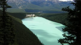 Lake Louise Wallpaper High Definition