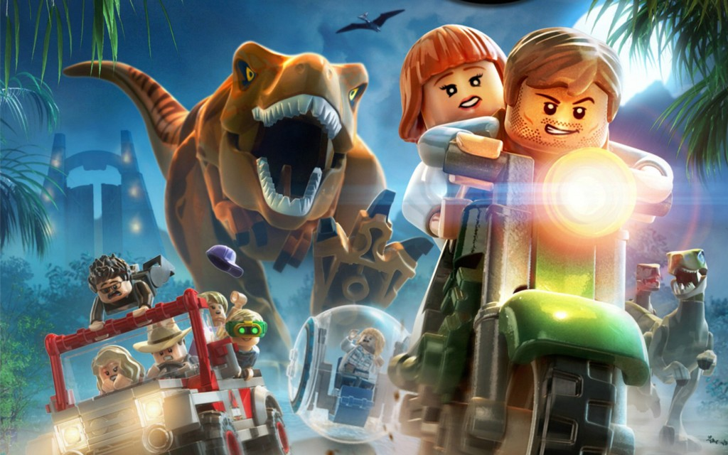 Lego Jurassic World wallpapers HD