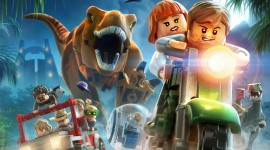 Lego Jurassic World Best Wallpaper