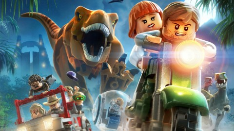 Lego Jurassic World wallpapers high quality