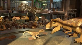 Lego Jurassic World Desktop Wallpaper HD