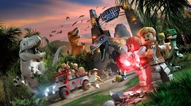 Lego Jurassic World Photo Free#2