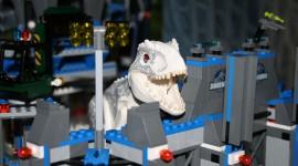 Lego Jurassic World Wallpaper For PC