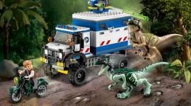 Lego Jurassic World Wallpaper Full HD