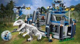 Lego Jurassic World Wallpaper Full HD#1