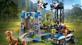 Lego Jurassic World Wallpaper HQ#1