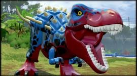 Lego Jurassic World Wallpaper HQ#2