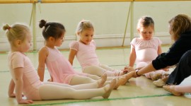 Little Ballerinas Photo