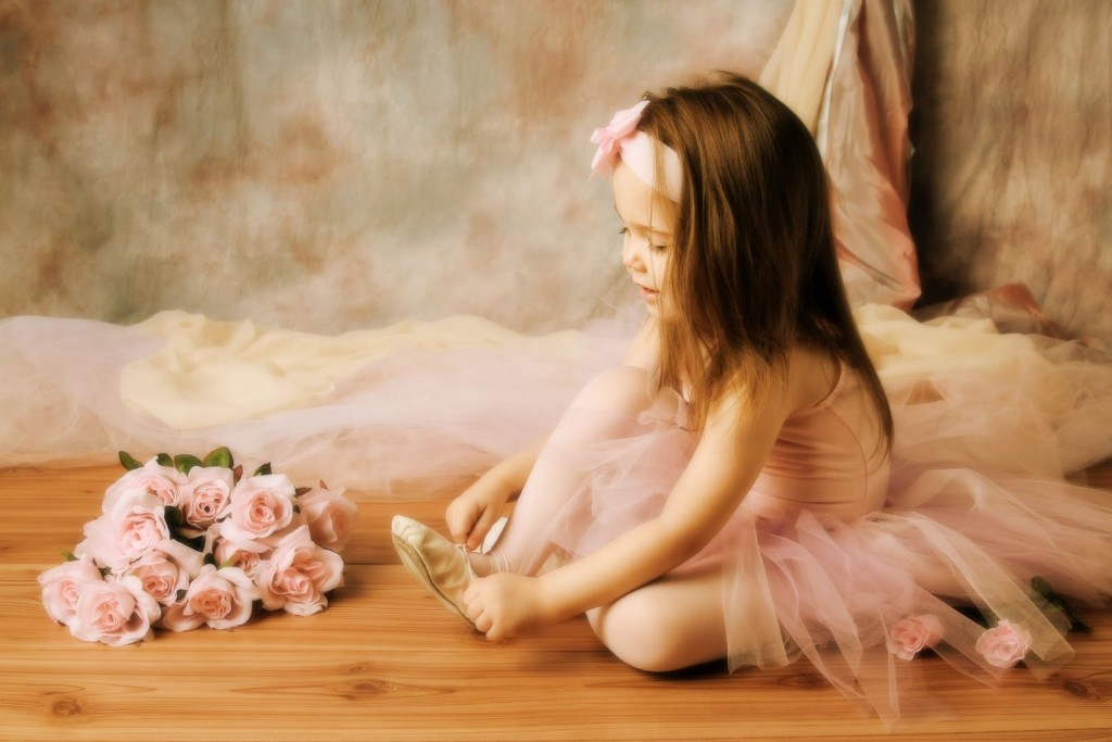 Little Ballerinas wallpapers HD