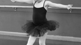 Little Ballerinas Wallpaper For Android