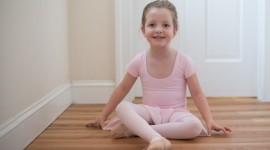 Little Ballerinas Wallpaper Free