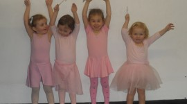 Little Ballerinas Wallpaper Gallery