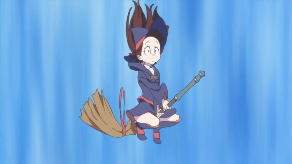 Little Witch Academia TV wallpapers HD