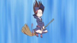 Little Witch Academia TV Best Wallpaper