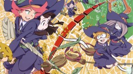 Little Witch Academia TV Image