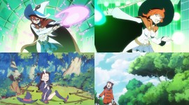 Little Witch Academia TV Pics