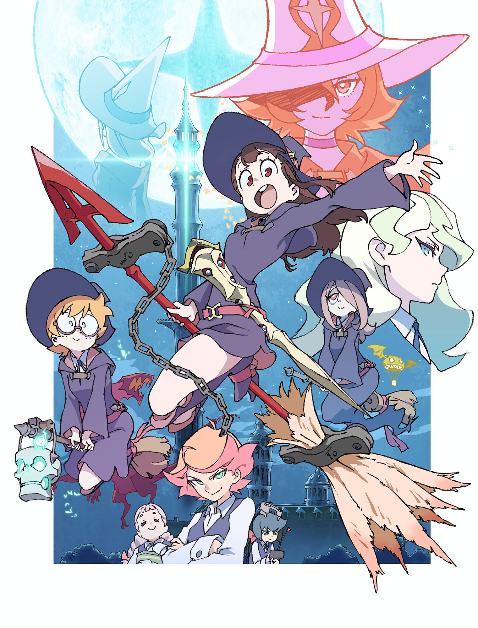 Little Witch Academia TV Wallpapers High Quality ...