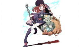 Little Witch Academia TV Wallpaper Full HD