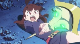 Little Witch Academia TV Wallpaper HQ
