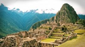 Machu Picchu Desktop Wallpaper For PC