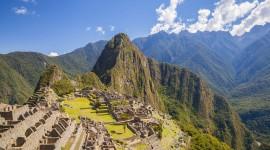 Machu Picchu Desktop Wallpaper Free