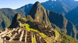 Machu Picchu Desktop Wallpaper HD