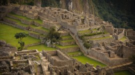 Machu Picchu High Quality Wallpaper