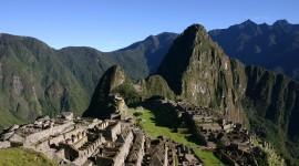 Machu Picchu Wallpaper 1080p