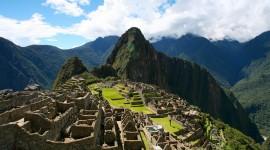 Machu Picchu Wallpaper For Desktop