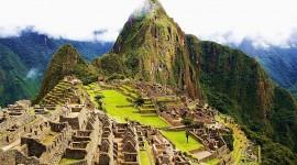 Machu Picchu Wallpaper For PC