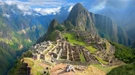 Machu Picchu Wallpaper HD