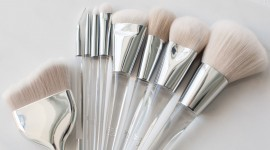 Makeup Brushes High Quality Wallpaper