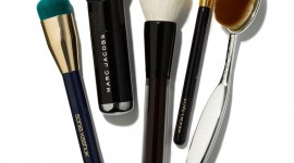 Makeup Brushes Wallpaper For IPhone Free