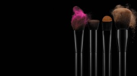 Makeup Brushes Wallpaper Gallery