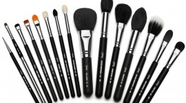 Makeup Brushes Wallpaper HD