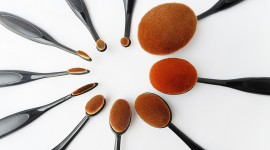 Makeup Brushes Wallpaper High Definition