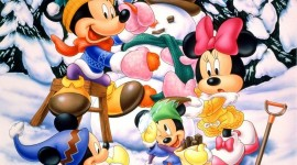 Mickey Mouse And Christmas Image#1