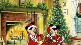 Mickey Mouse And Christmas Image#2