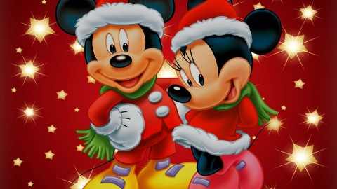 Mickey Mouse And Christmas wallpapers high quality