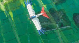 Miyazaki Dreams Of Flying Aircraft Picture