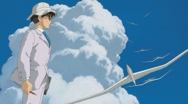 Miyazaki Dreams Of Flying Photo Free