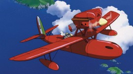 Miyazaki Dreams Of Flying Wallpaper 1080p